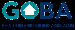 Member of Greater Orlando Builders Association
