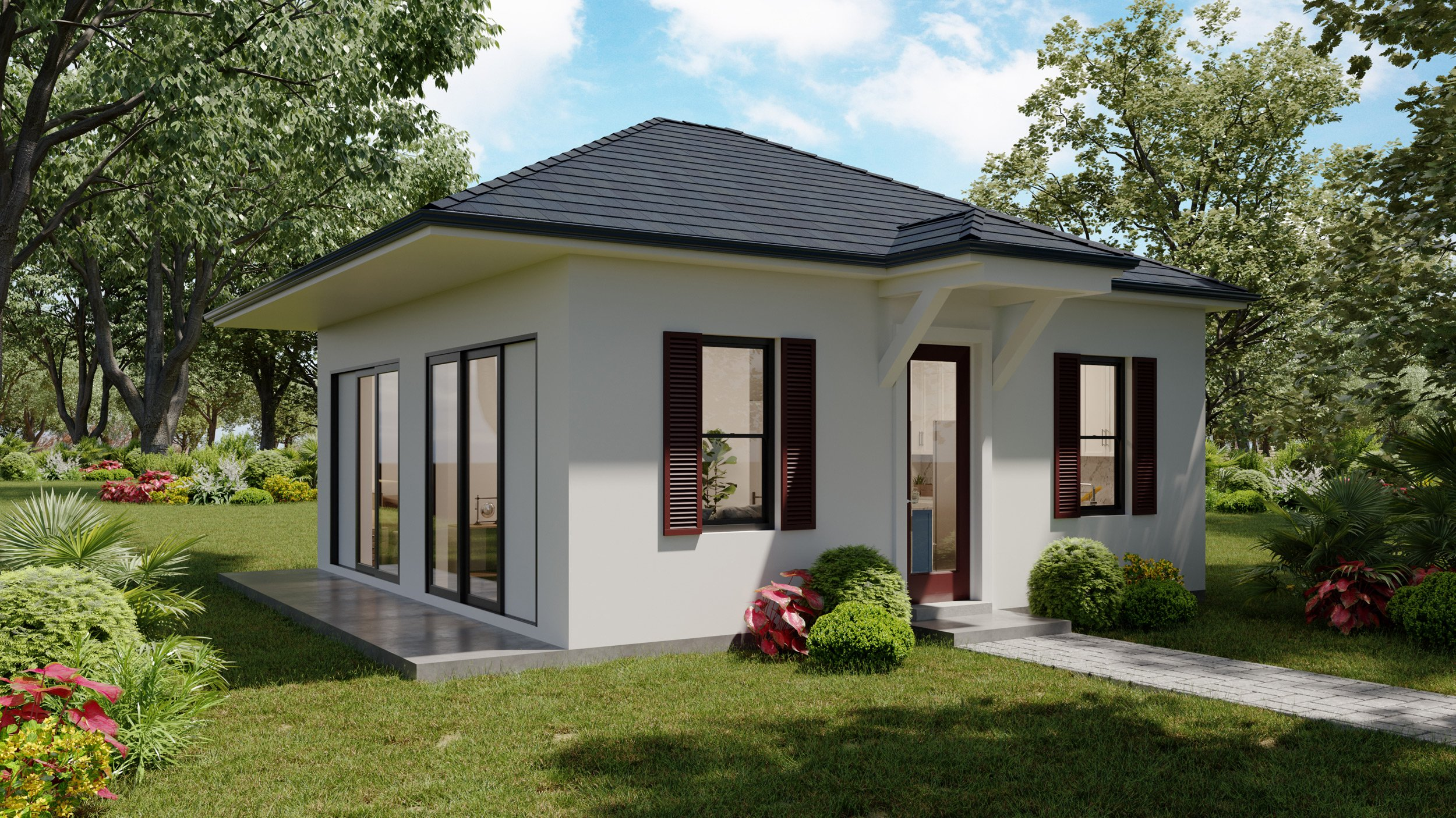 Custom Cottage Guest House